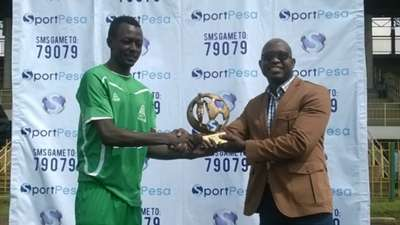 Gor Mahia striker Ali 'Teargas' Abondo rewarded for his exploits