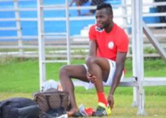 Harambee Stars midfielder Johanna Omollo