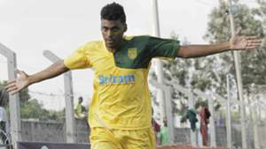 Mathare United goal scorer Abdamah Ahmed