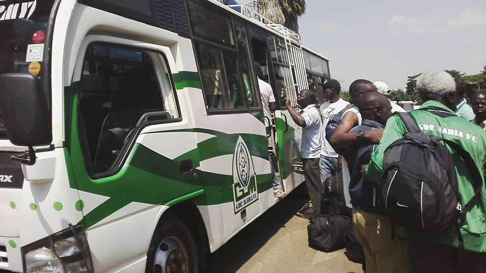 Gor Mahia left for Tanzania knowing that they had been pooled in a tough Group 'A' of Cecafa competition