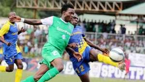 Gor Mahia midfielder George Odhiambo v Western Stima