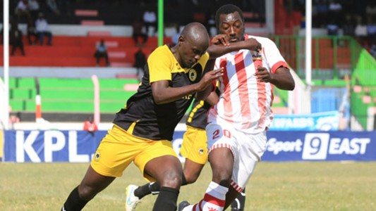 Osborne Monday of Tusker FC