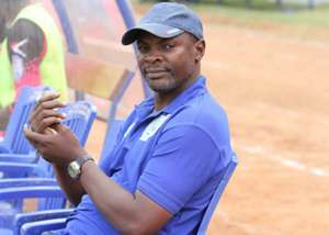 Thika United coach James Nandwa