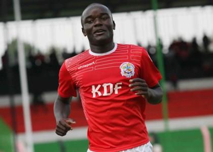 11: John Makwatta (Ulinzi Stars)