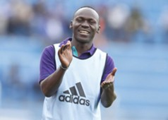 Sofapaka FC assistant coach John Baraza
