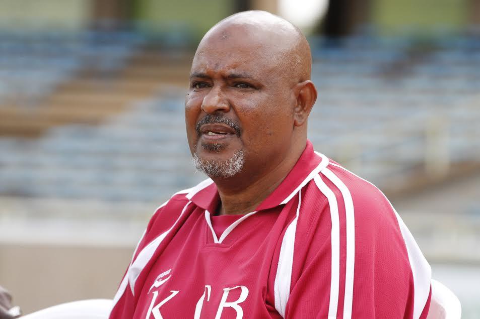 KCB coach Rishadi Shedu