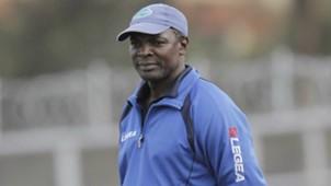Thika United coach James Nandwa