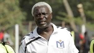Muhoroni Youth coach John 'Bobby' Ogolla