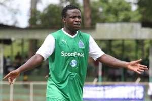 Gor Mahia midfielder Collins 'Gattuso' Okoth v Homeboyz