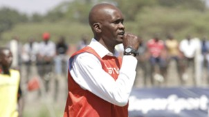 AFC Leopards U-20 coach Boniface Ambani.j