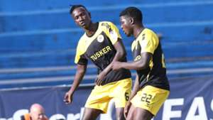 The substitution paid off as Allan Wanga scored Tusker's winning goal from a free-kick