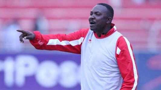 Ulinzi Stars coach Benjamin Nyangweso