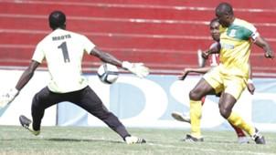 Mathare United defender George Owino