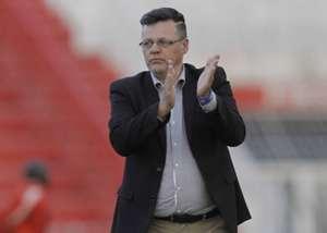 AFC Leopards coach Ivan Minnaert
