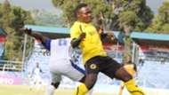 Tusker midfielder Collins Shivachi