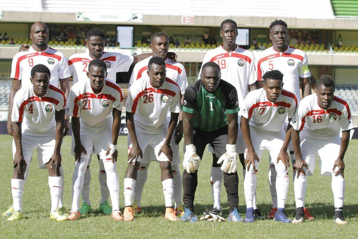 Harambee Stars v Sudan