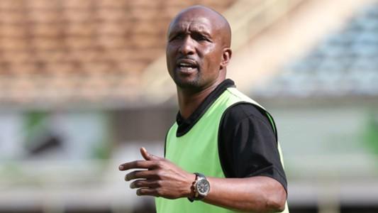 Ushuru coach Ken Kenyatta