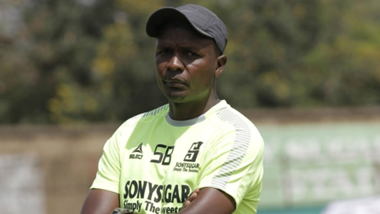 Sony Sugar coach bemoans playing surface in Mombasa tour