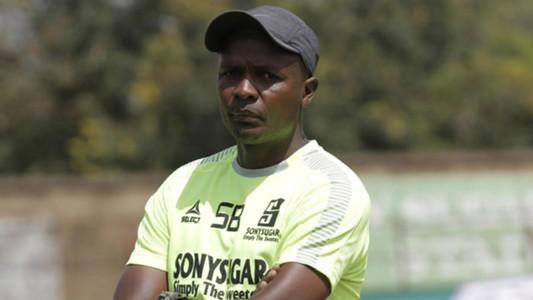Sony Sugar coach Salim Babu v Sofapaka