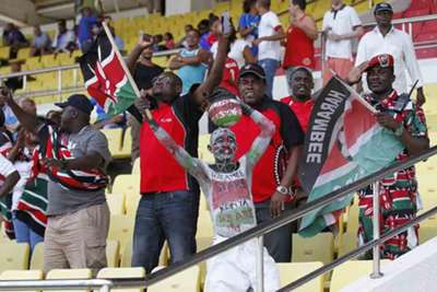 Harambee Stars' hopes for a dream World Cup appearance came to a dramatic end after they went down to Cape Verde on Tuesday night. Goal Kenya gives you action from Pria.