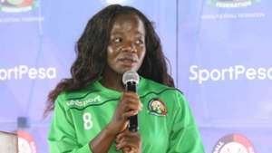 Harambee Starlets captain assures Kenyans of a good showing in the Awcon final