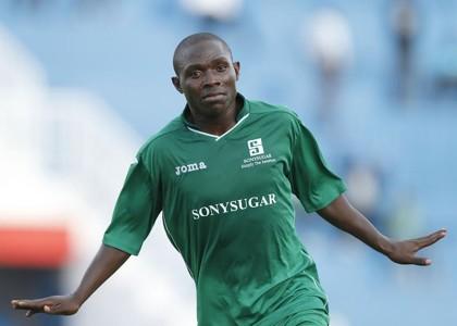 Sony Sugar striker Andrew Sekayombya