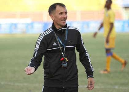 Uganda coach 'Micho' praised his charges for winning a record fourteenth title
