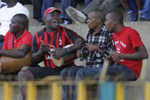 AFC Leopards fans