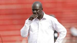 Ulinzi Stars coach Robert Matano