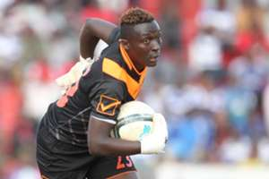 Goalkeeper Ian Otieno put up a man of the match display for AFC Leopards against Sony Sugar