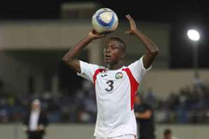 Ulinzi Stars defender Omar Mbongi continued to impress at left back with a solid display
