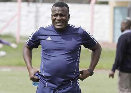 Bandari coach Ken Odhiambo