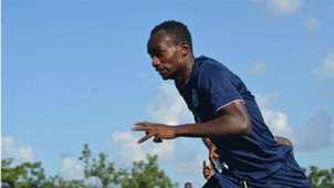 Police FC striker Danny Usengimana linked to Kenyan clubs