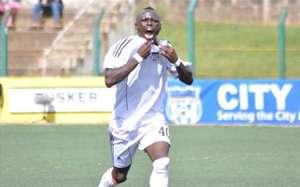 Nairobi City Stars striker Jimmy Bageya sealed off the win against Mathare United