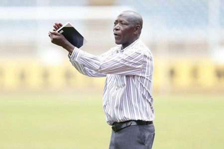 Sofapaka coach Sam Timbe will quit at the end of the season