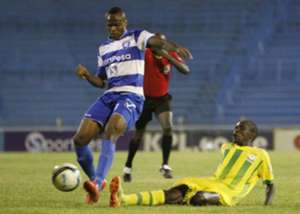 AFC Leopards midfielder Cliftone Miheso
