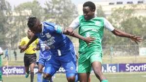Gor Mahia defender Erick Ouma