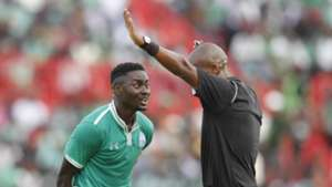 Musa Mohammed: His timely interceptions and commanding presence has seen Gor Mahia concede fewer goals as compared to their opponents.