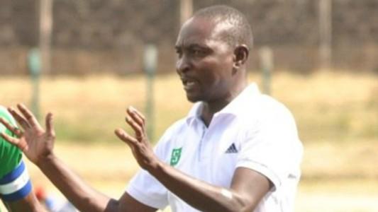 Sony Sugar coach Zedekiah 'Zico' Otieno.