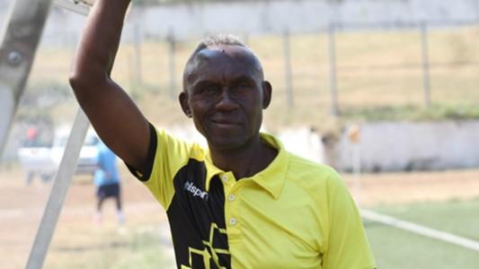 Western Stima coach Henry Omino
