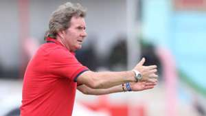 AFC Leopards coach Stewart Hall