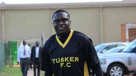 Veteran goalkeeper Duncan Ochieng' was among the players who boosted Tusker to the league crown