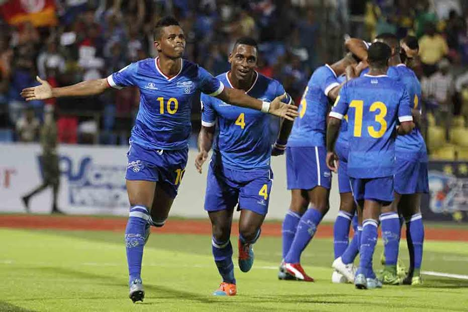 An own goal by Haroun Shakava and Heldon's winner were enough for Cape Verde to qualify on a 2-1 aggregate