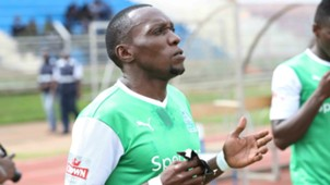 Gor Mahia striker Meddie Kagere should have at least scored two goals in first half of the duel
