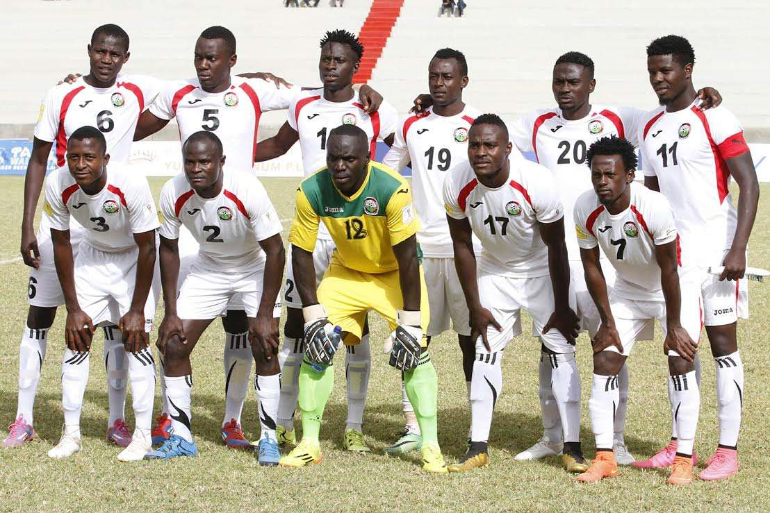 Harambee Stars coach Bobby Williamson made eight changes tothe starting eleven against Zanzibar on Friday