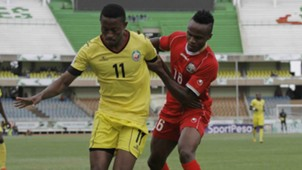 Harambee Stars midfielder Clifton Miheso delivered the cross scored by Erick Johanna