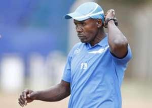 Chemelil Sugar coach Francis Baraza
