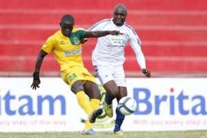 Mathare United ace Erick Johanna