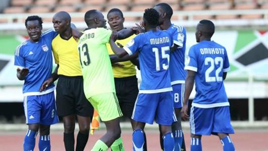 Nairobi City Stars v Thika United