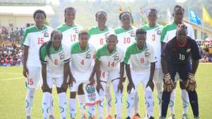 Harambee Starlets also paraded a strong side with captain Mary Kinuthia leading the line
